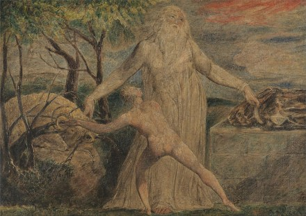 800px-William_Blake_-_Abraham_and_Isaac_-_Google_Art_Project