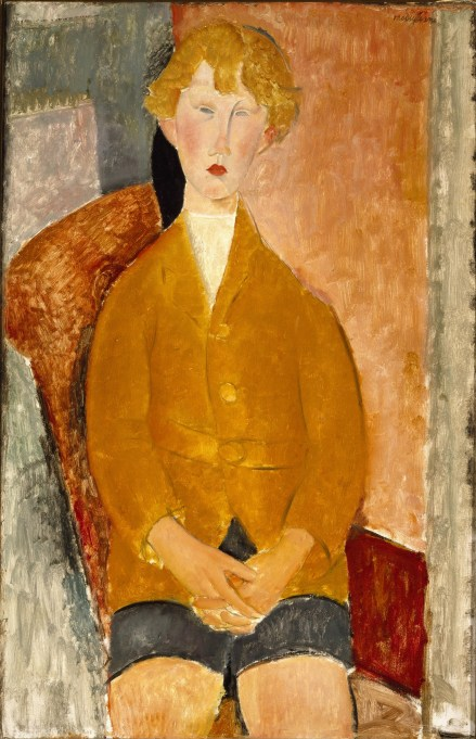 Boy_in_Short_Pants_by_Amedeo_Modigliani