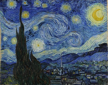 The Starry Night - Small